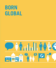 Cover of Born Global report