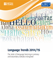 Cover of Language Trends